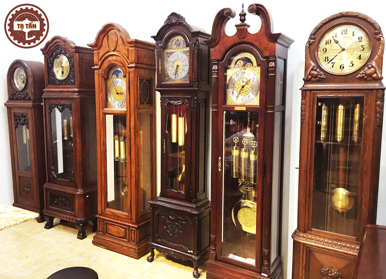 Đồng hồ tủ tạ cổ – Bộ sưu tầm tháng 4-2020