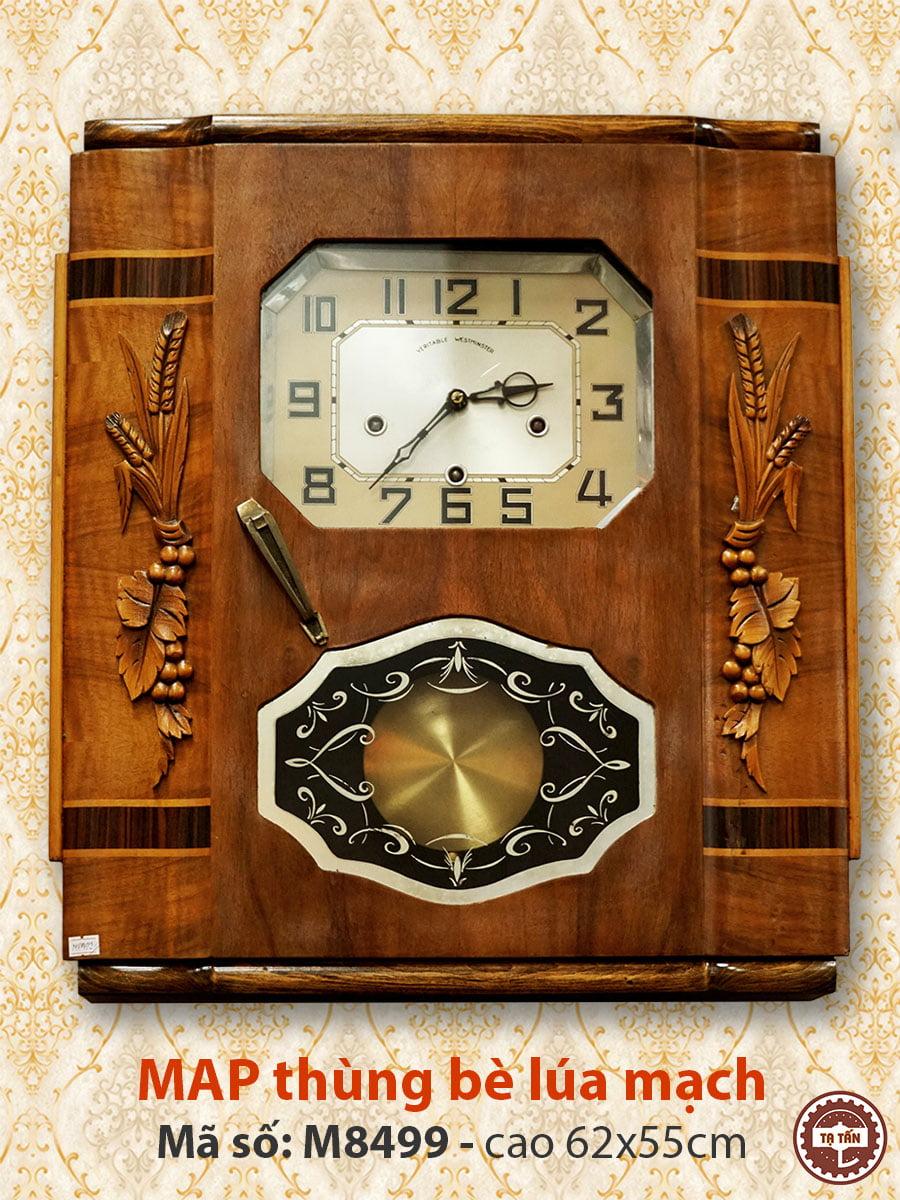 Đồng hồ treo tường cổ châu âu nhiều người ưa thích